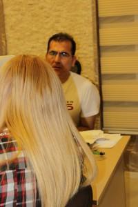 mikro saç kaynağı